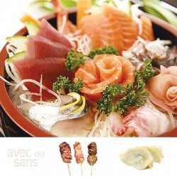 Menu Chirashi Royal