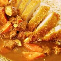 Menu Déjeuner Katsu Curry