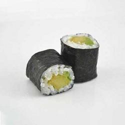 Avocat Maki 6 pièces