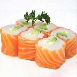 Avocat Cheese Maki Saumon Roll