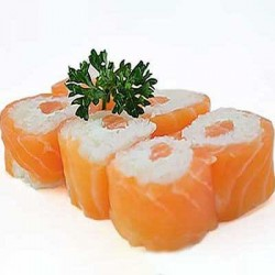Shaké Cheese Maki Saumon Roll