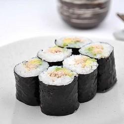 Thon Cuit Avocat maki 6 pièces