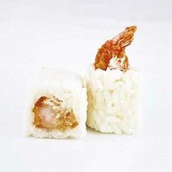 Ebi Tempura Cheese Maki Neige