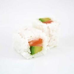 Saumon Avocat Maki Neige