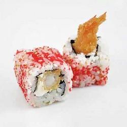 Ebi Tempura Cheese Masago